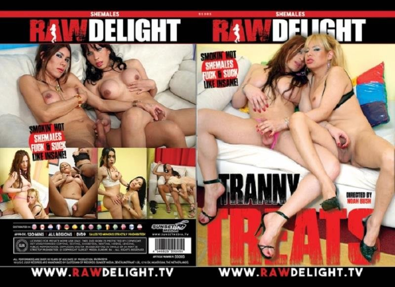 Noah Bush - Tranny Treats [SD] ( 2019 / 1.43 Gb)
