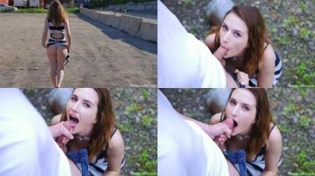 Piper Blush - Playful Blowjob in a Public (2018) [FullHD] ( 2019 / 262.55 Mb)