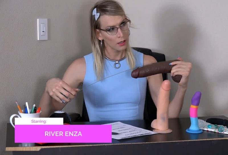 Bailey Love, River Enza - Bailey Love, River Enza The Dildo Factory: Quality Guaranteed [HD 720p] ( 2019 / 696.08 Mb)