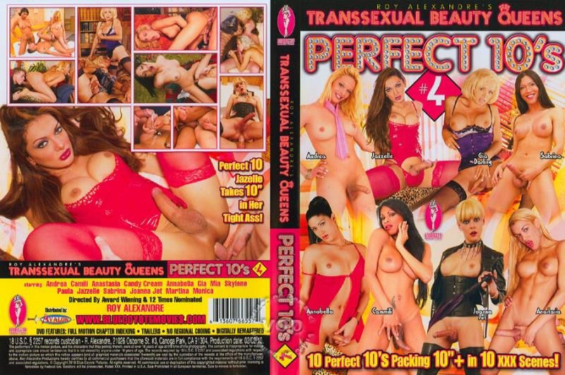 Victoria, Luma De Bahia, Caroline Anderson - Transsexual Beauty Queens #10 [SD] ( 2019 / 1.37 Gb)
