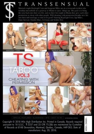 TS Taboo #3 - Cheating With Permission [SD] ( 2019 / 1.21 Gb)