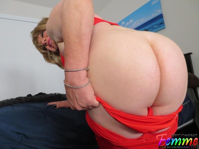 Big Dick Horny - Transsexuals Porn Rita Stevens - Horny Crossdresser Adores A ...