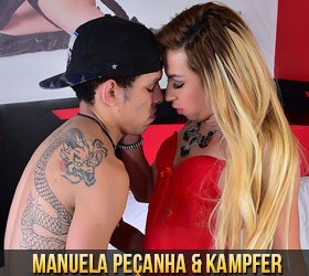 Manuela Pecanha - Kampfer  [HD] ( 2019 / 870.19 Mb)