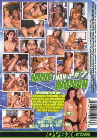 Andre, Fabrizio, Marcos, Paulo, Karol Castro - More Than A Woman 7 - Hung Honeys [SD] ( 2019 / 1.48 Gb)