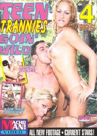 SheMale - Teen Trannies Goin Wild  [SD] ( 2019 / 1.39 Gb)