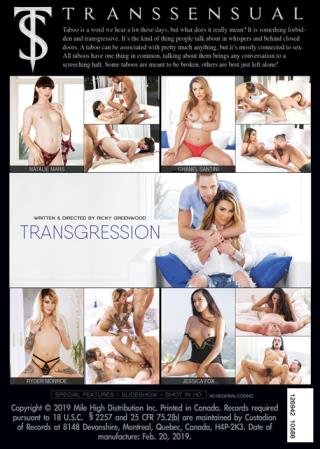 Chanel Santini, Natalie Mars, Jessica Fox, Ryder Monroe - Transgression [SD] ( 2019 / 1.13 Gb)