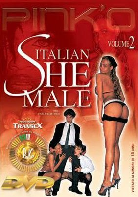 Shemale - Italian She Male 2 [SD] ( 2019 / 823.96 Mb)