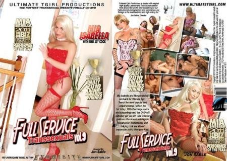 Mia Isabella, Morgan Bailey, Kelly, Rosa, Valquiria - Full Service Transsexuals #9 [SD] ( 2019 / 1.03 Gb)