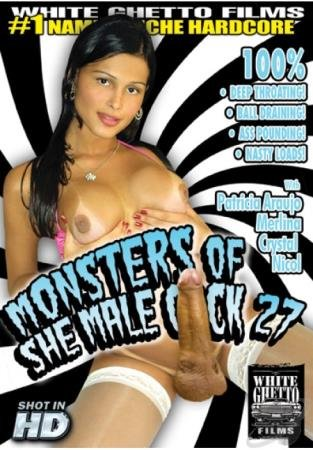 Crystal, Nicol, Patricia Araujo, Merlina - Monsters Of She Male Cock #27 [SD] ( 2019 / 935.25 Mb)