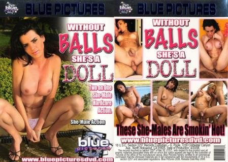 Marcela Ramos, Caetano, Ricco Fuentes, Drielle, Leticia Valentine, Andrey, Jacqueline Araigo - Without Balls Shes A Doll [SD] ( 2019 / 1.37 Gb)