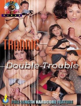 Transsex - Trannie Double Trouble [SD] ( 2019 / 633.33 Mb)