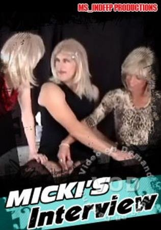 Gina, Mistress InDeep, Ms. Bobb - Mickis Interview [SD] ( 2019 / 319.22 Mb)
