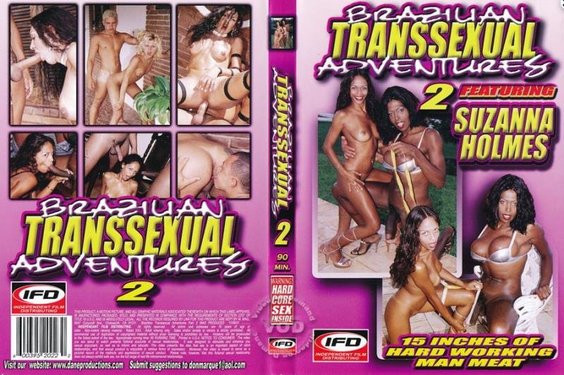 Suzanna Holmes - Brazilian Transsexual Adventures #2 [SD] ( 2020 / 704.54 Mb)