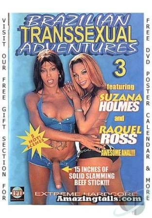 Suzanna Holmes - Brazilian Transsexual Adventures #3 [SD] ( 2020 / 884.36 Mb)