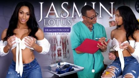 Jasmin Lotus - Dr.Monstercock Meets Jasmin [SD] ( 2020 / 522.41 Mb)