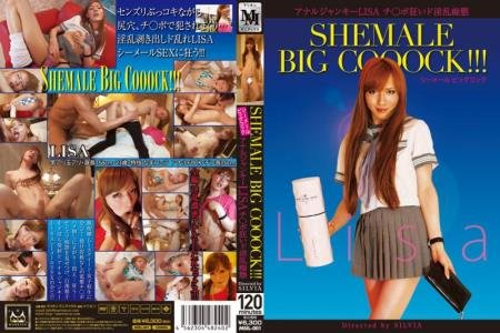 LISA - Shemale Big Cooock!!! featuring the lovely [SD] ( 2020 / 2.68 Gb)