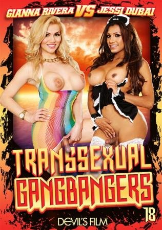 Chad Diamond, Christian XXX, Gianna Rivera, Jessy Dubai, Wolf Hudson - Transsexual Gang Bangers #18 [SD] ( 2020 / 1.06 Gb)