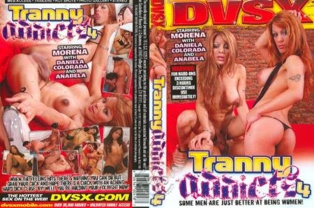 Carlos Jose, Maquina, Mike, Pelado, Daniela, Morena, Anabela, Colorada - Tranny Addicts #4 [SD] ( 2021 / 1,08 Gb)
